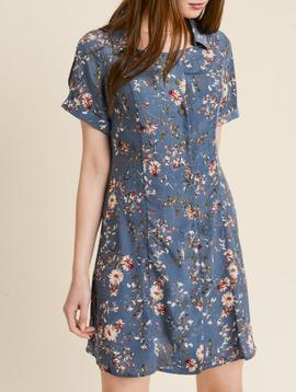 Charme U Wild Daisy Dress