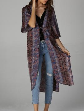 Snakin'  Up Kimono