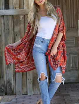 South by Southwest Kimono