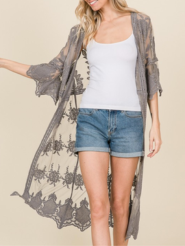 GCBLove Sunkissed Lace Kimono