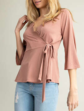 GCBLove Scalloped Spring Top