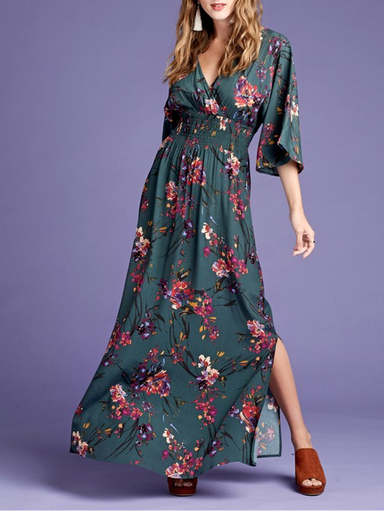 GCBLove Flower Magic Dress