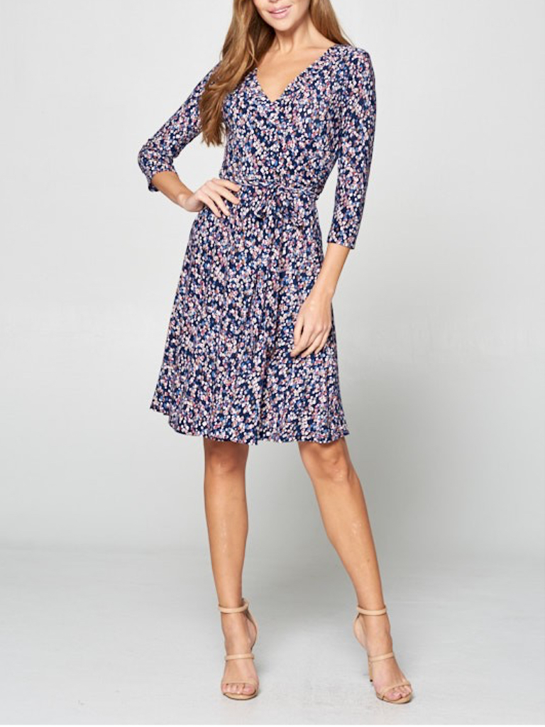 GCBLove Floral Gala Dress