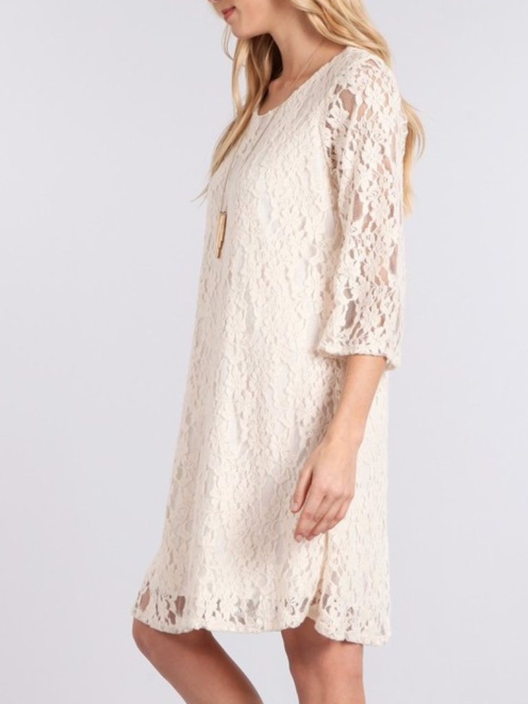 GCBLove Lace Haven Dress