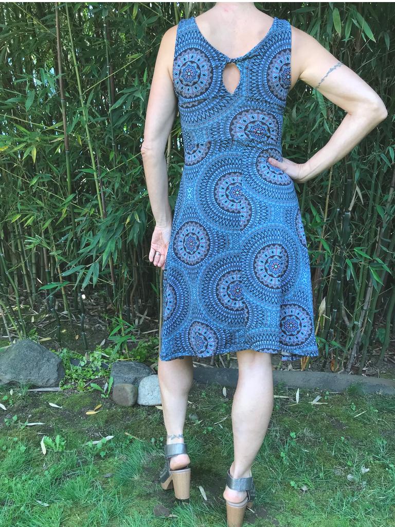Zahara Strappy Twist, Mystic Circles
