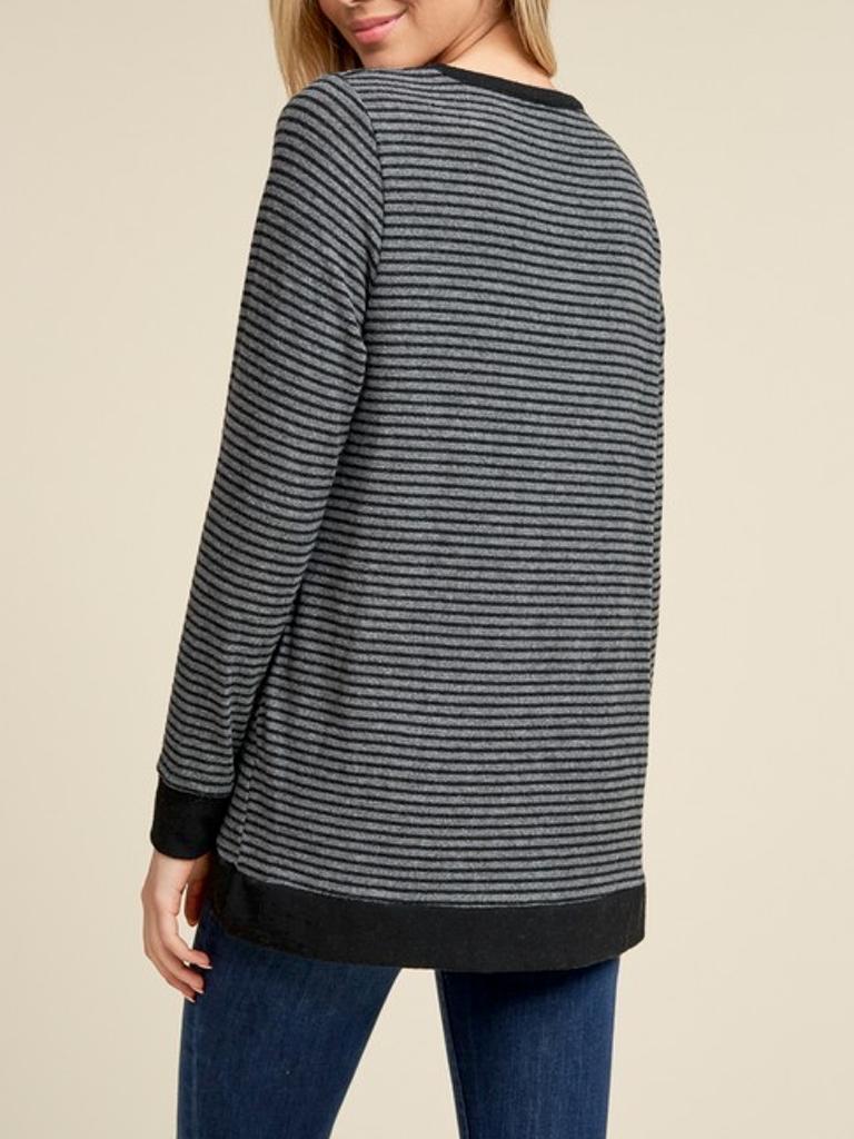 GCBLove Tulip Hem Sweater