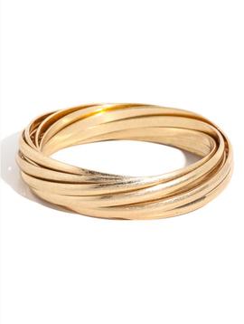 Layered Strand Bracelet