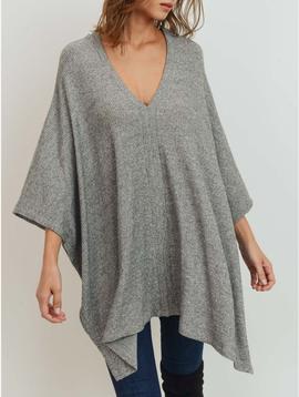 GCBLove Soft Knit Poncho