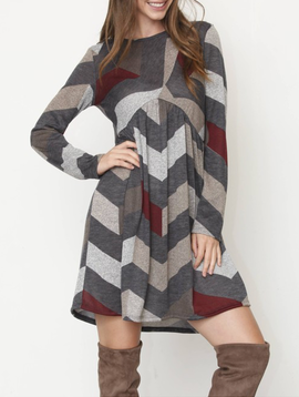 GCBLove Chevron Cross Dress
