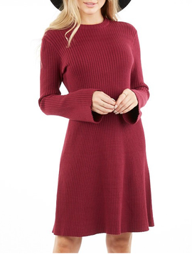 Chrysanthemum Nia Sweater Dress