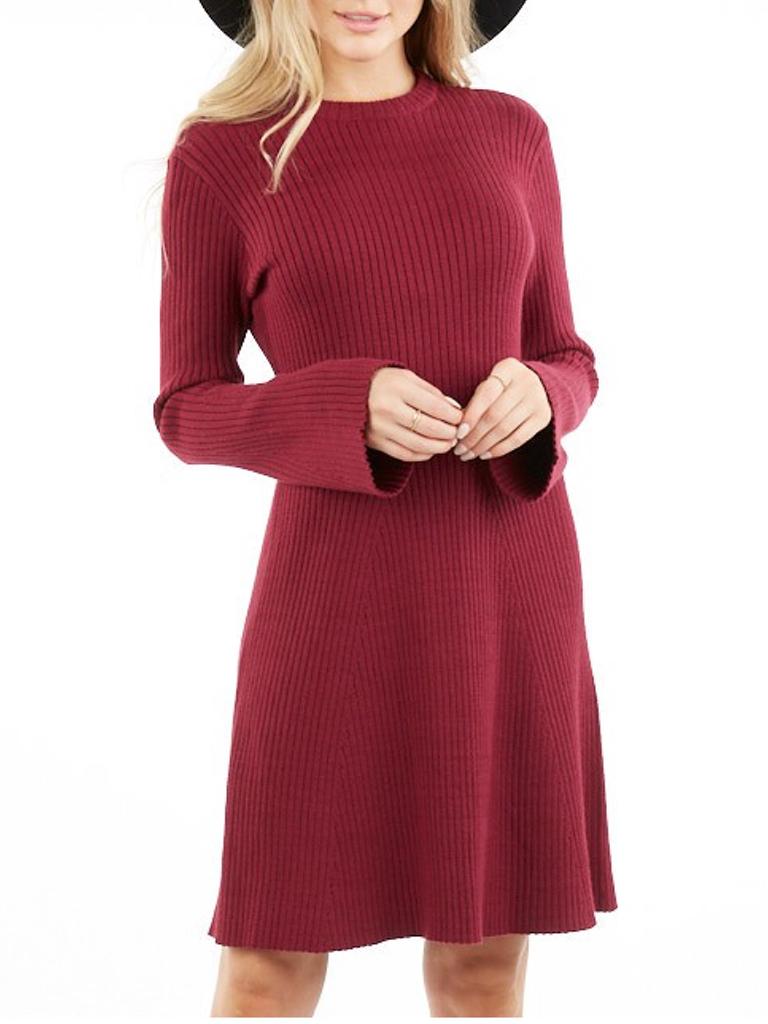 Chrysanthemum Nia Sweater Dress