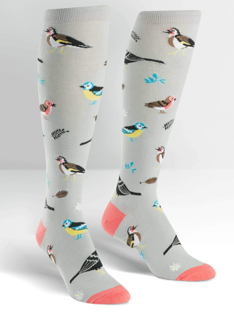 Sock it to Me Birds Of A Feather