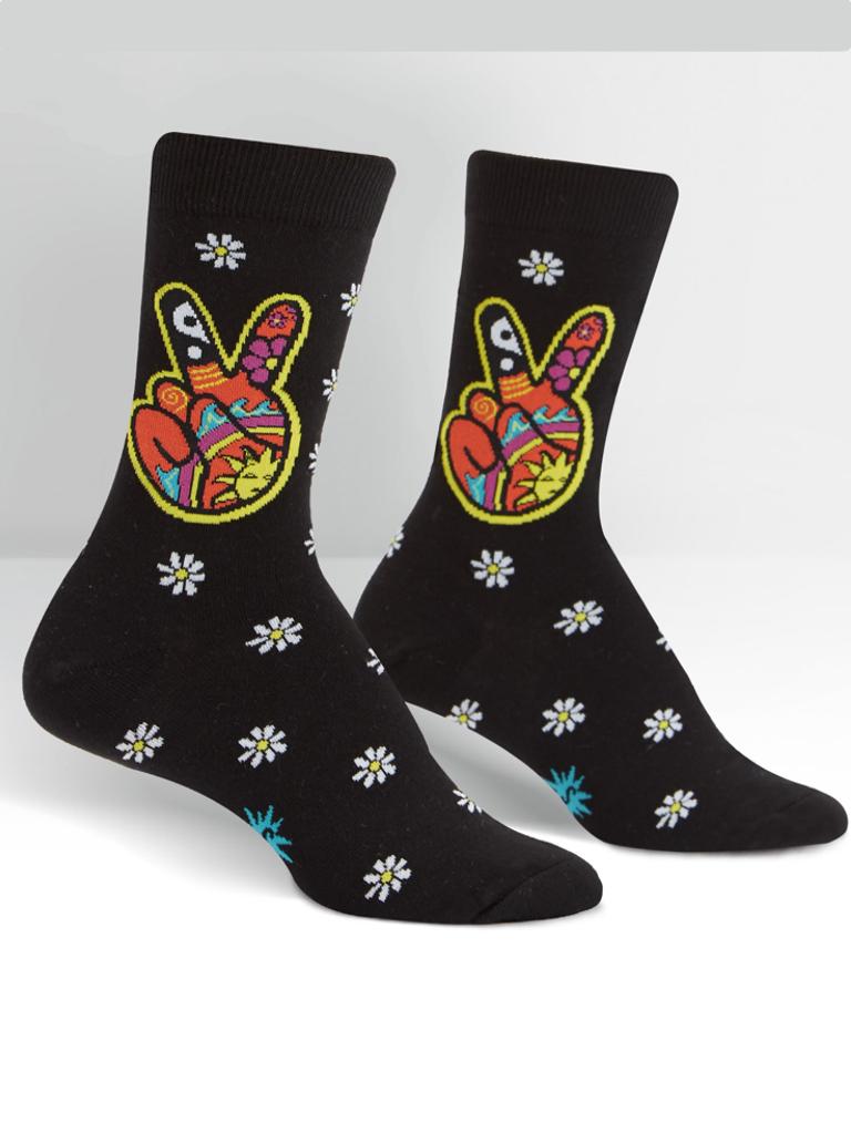 Sock it to Me Dream Of the 90's Crew Sock