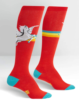 Sock it to Me Retro Pegasus