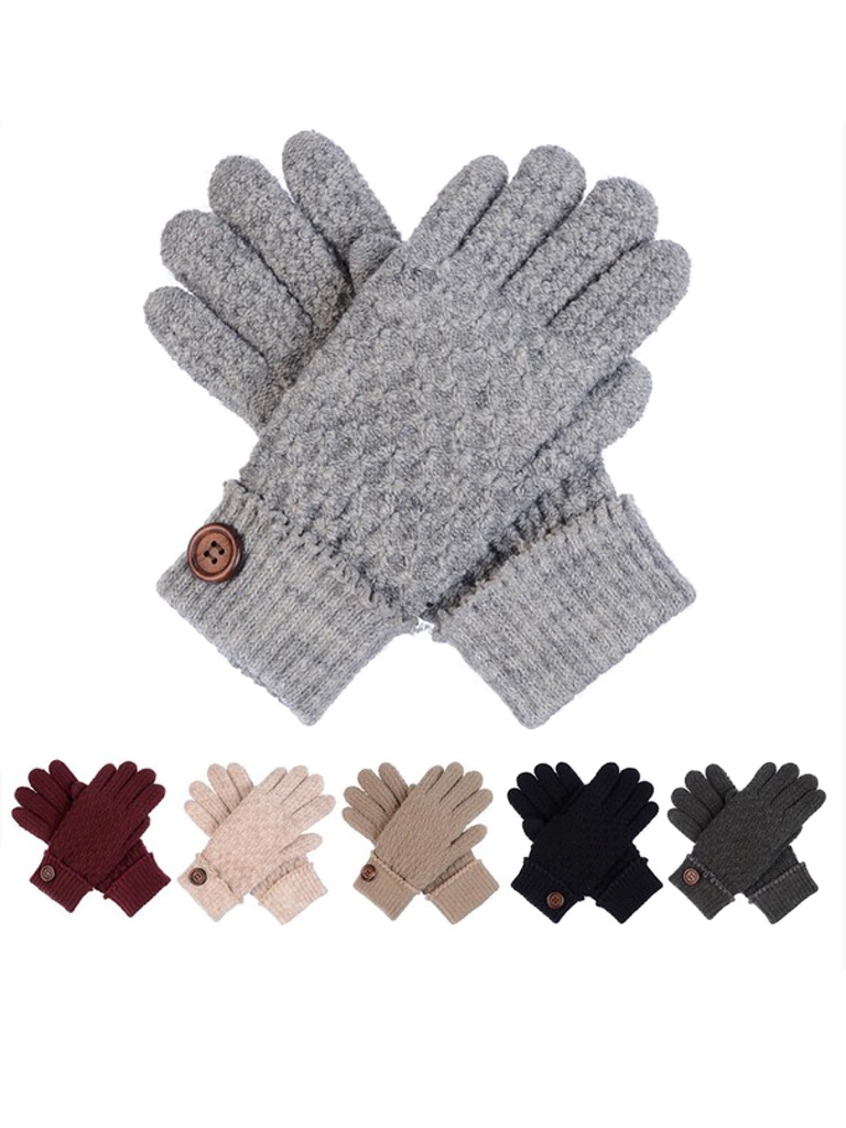 GCBLove Crochet Patten Gloves