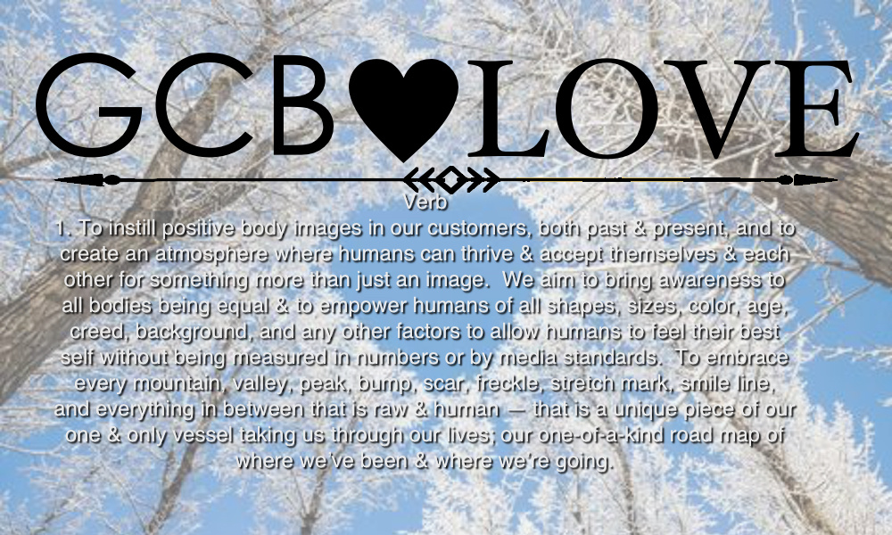 GCB Love Winter
