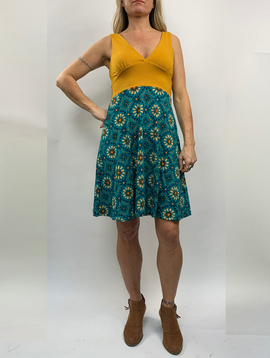 Zahara Tessa Dress, Vintage Floral