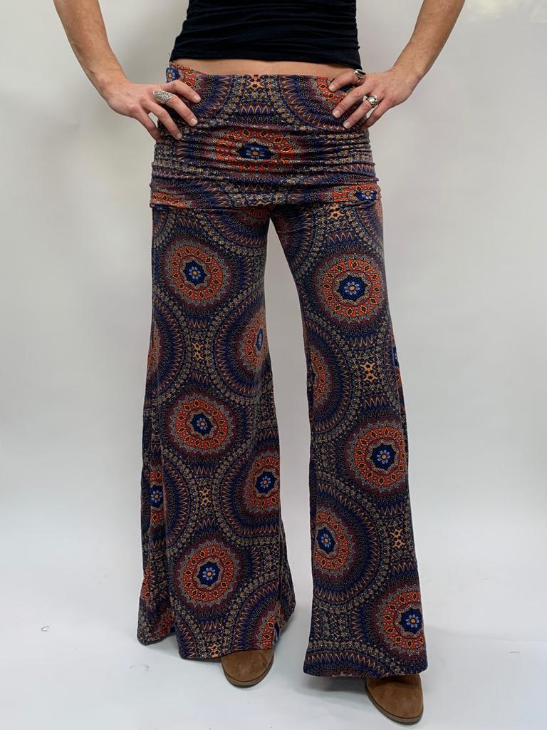 Zahara Skirt Pants, Mystic Circles