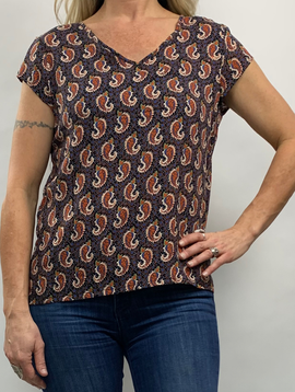 Zahara Utopian Top, Little Paisley
