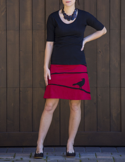 Elevation Crow Skirt
