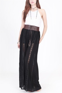 Double Zero Clementine Bell Pant