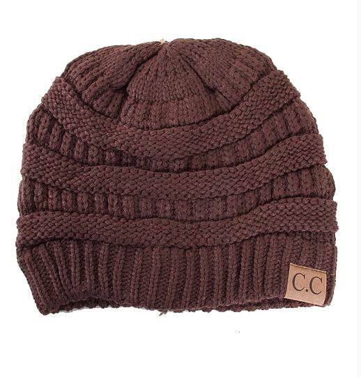 Hana CC Knit Hat