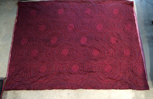 Gypsy Chic Thai Mandala Large Scarf