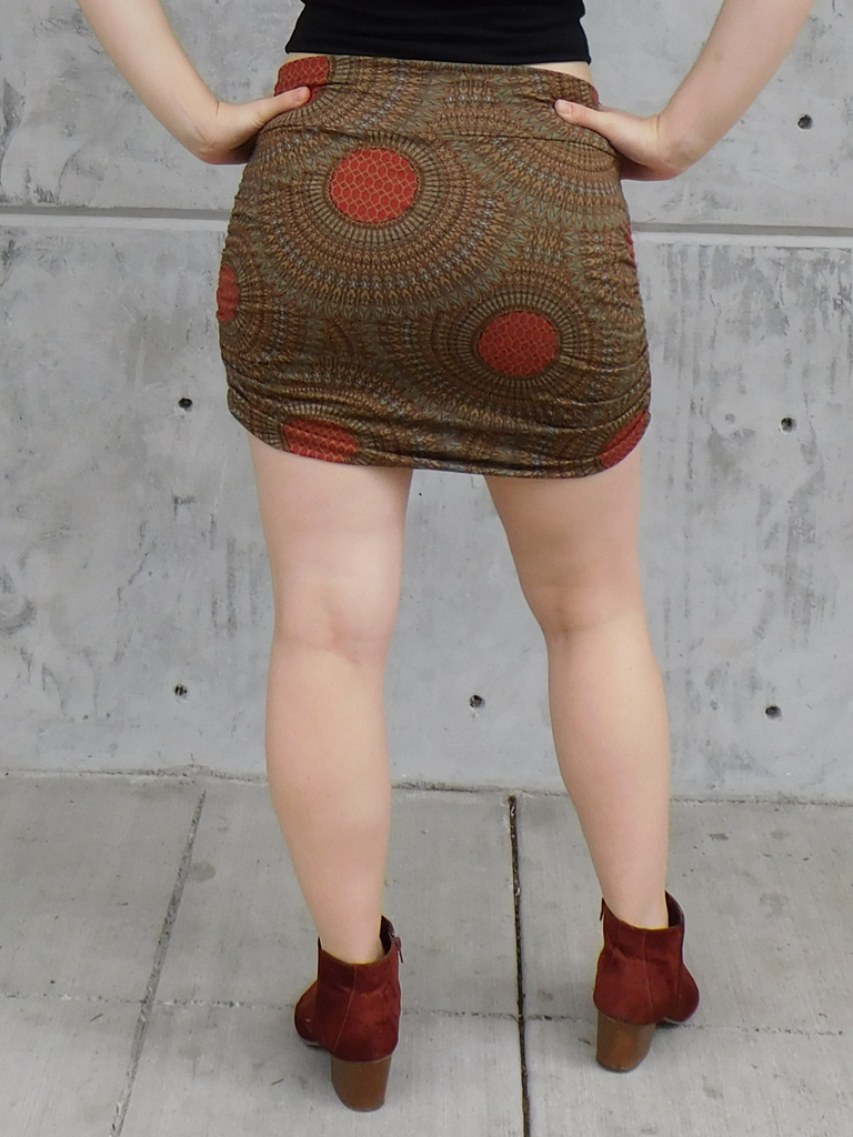 Gypsy Chic Bayla Skirt, Mandala