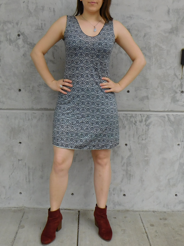 Gypsy Chic Tank Dress, Baroque
