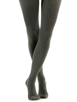 Foot Traffic Bamboo Diamond Tights