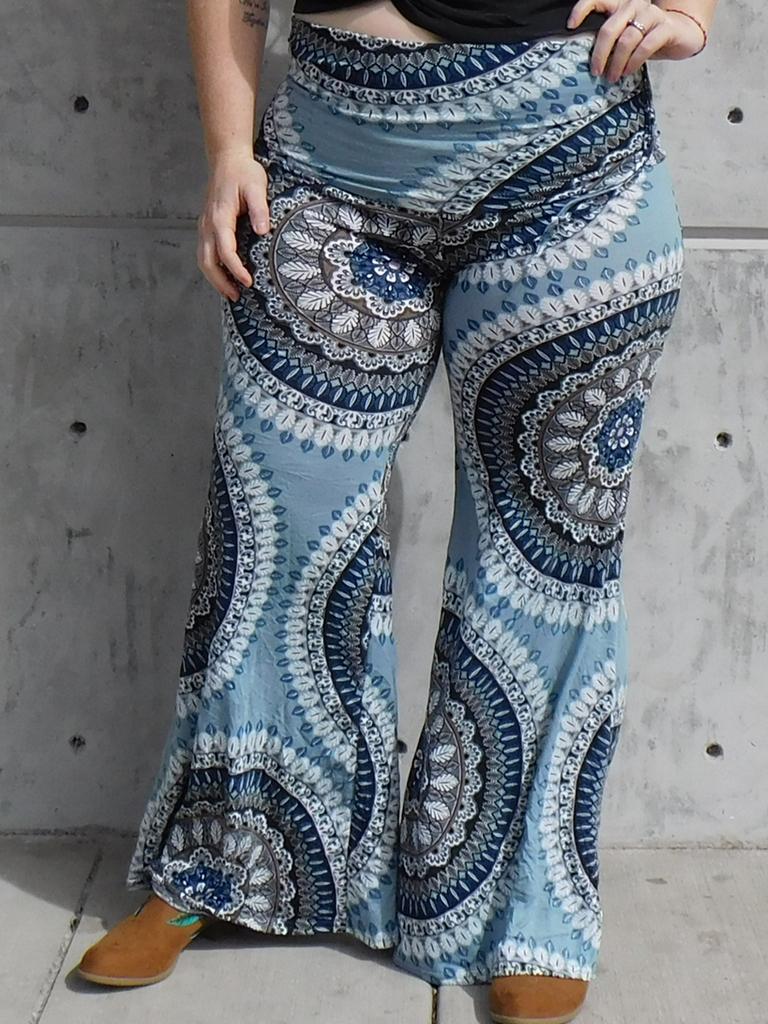 Gypsy Chic Skirt Pant, Ankara