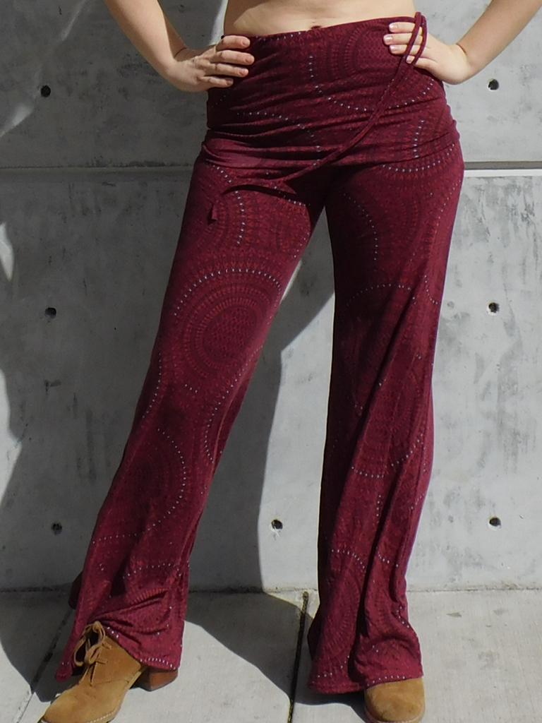 Gypsy Chic Skirt Pant, Mandala