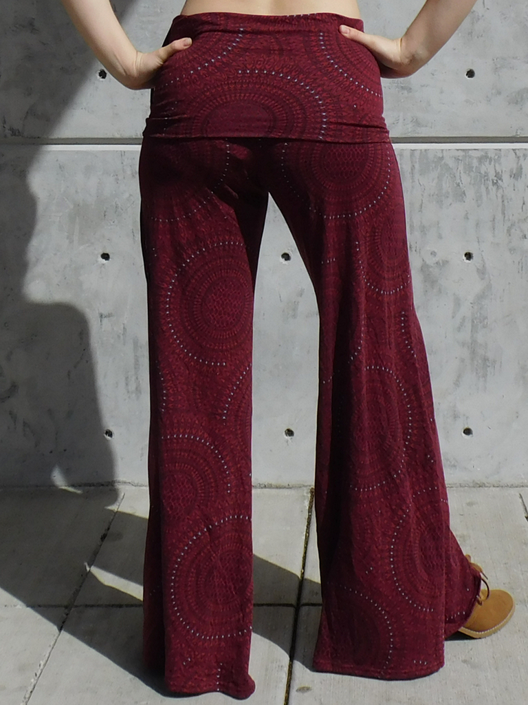 Gypsy Chic Skirt Pant, Mandala