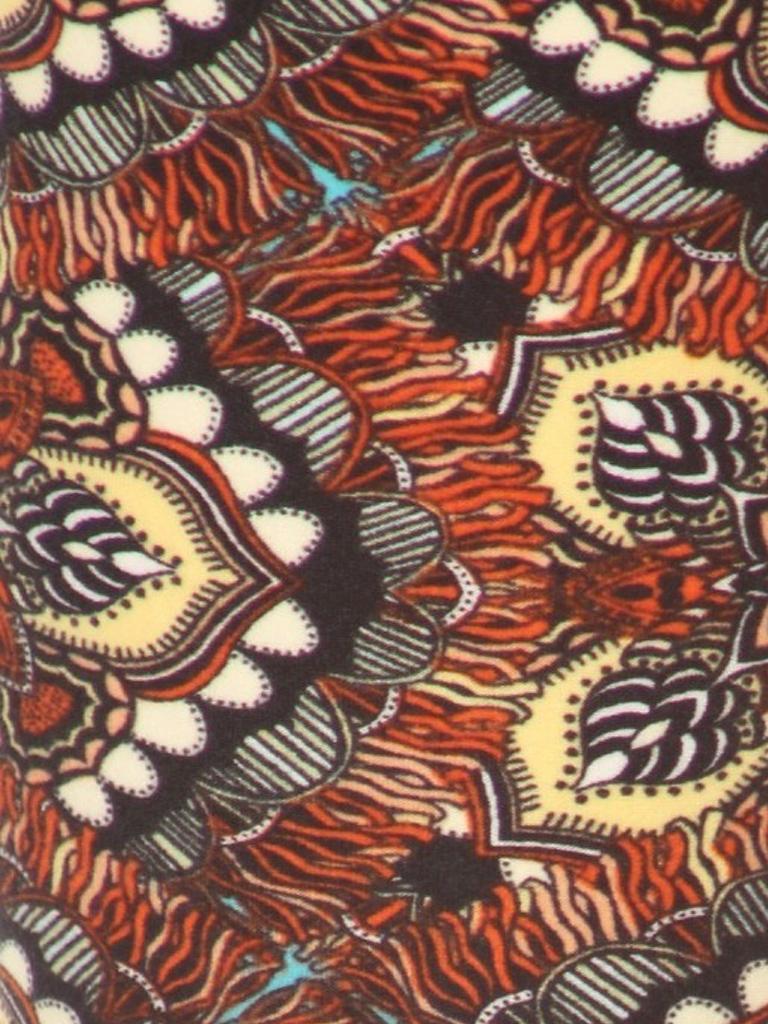 GCBLove Flower Tile Leggings