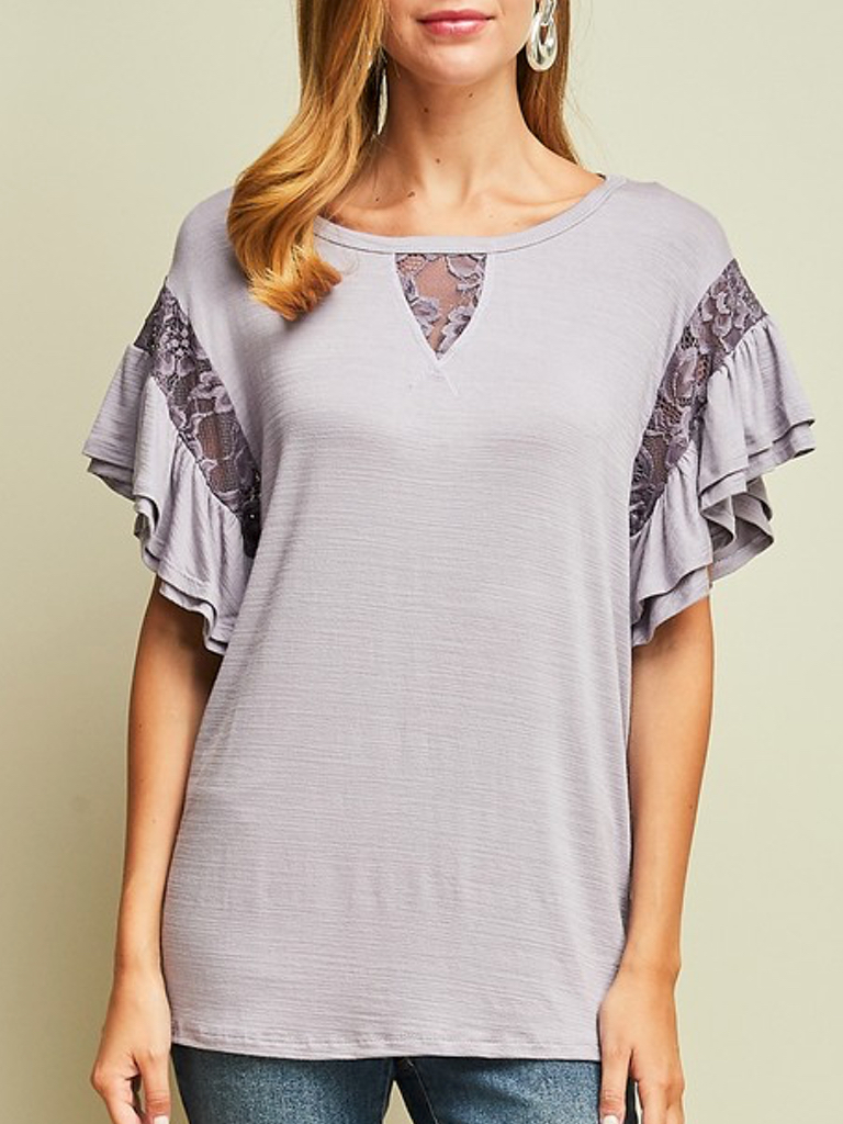 GCBLove Maiden Lace Top
