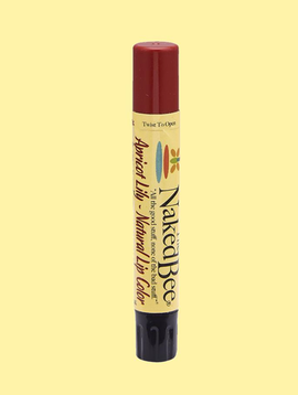 Naked Bee Apricot Lily Lip Color