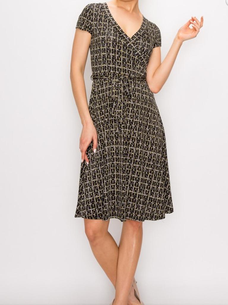 GCBLove Celestine Wrap Dress