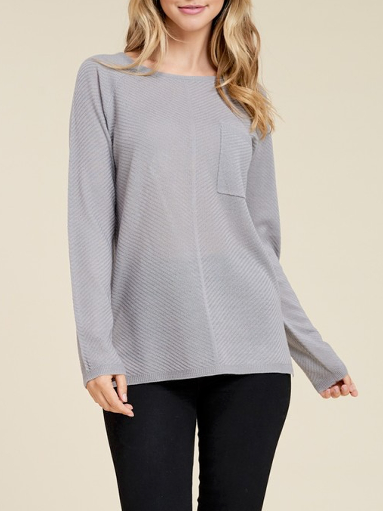 GCBLove Pocket Quill Sweater