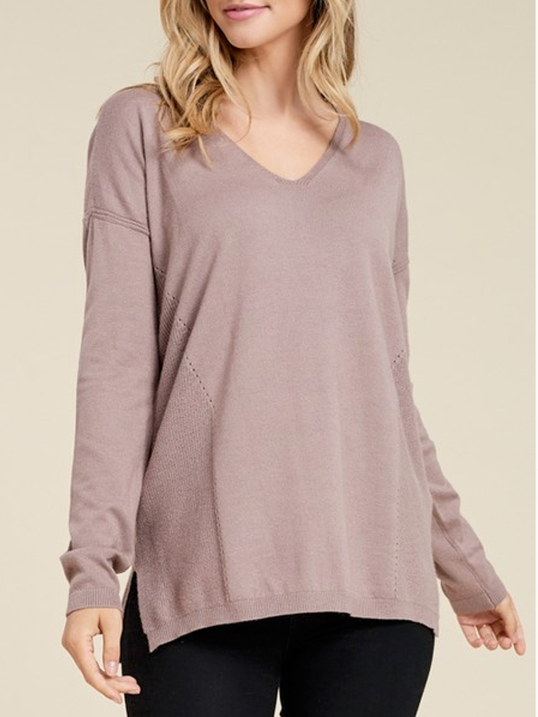 GCBLove Side Detail Sweater