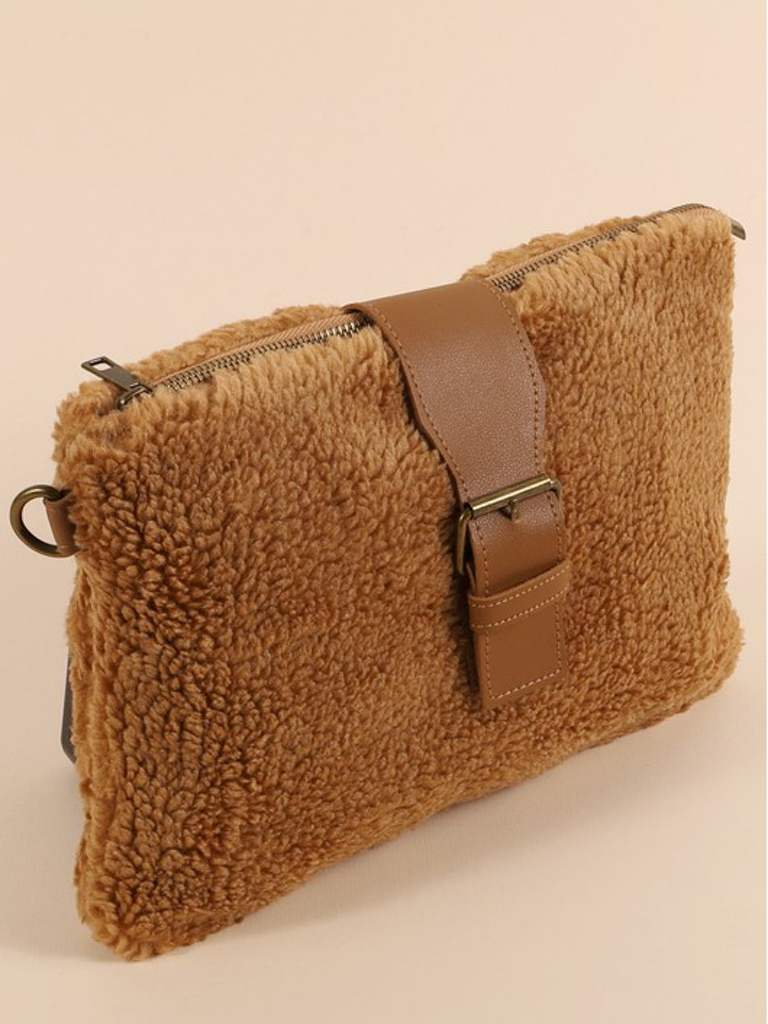 Teddy Crossbuckle Bag