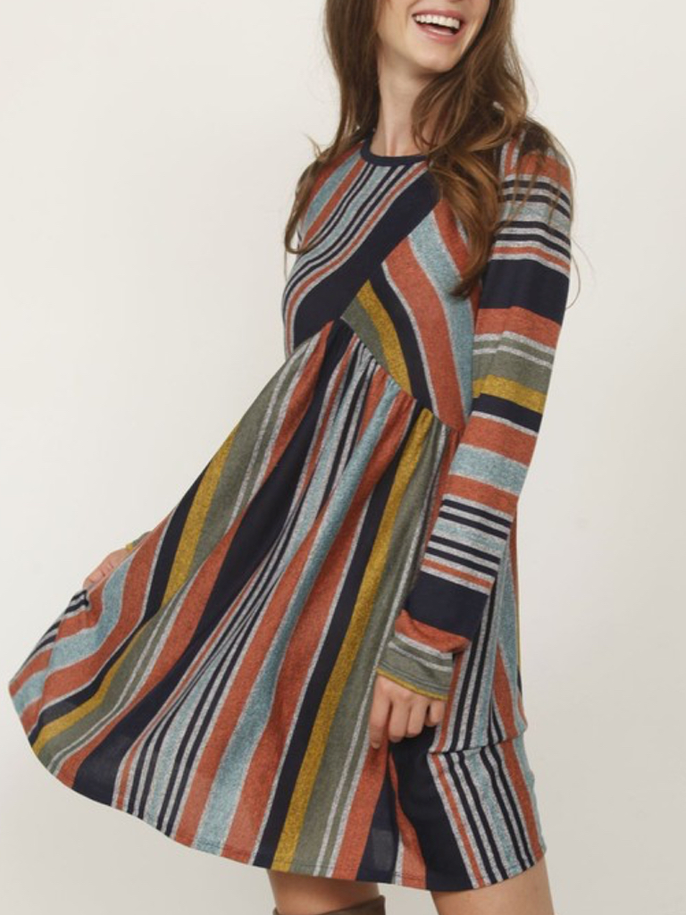 GCBLove Vision in Stripes Dress