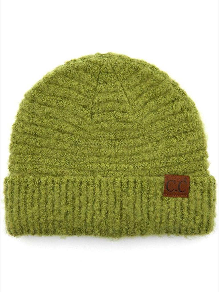 Hana CC Boucle Hat