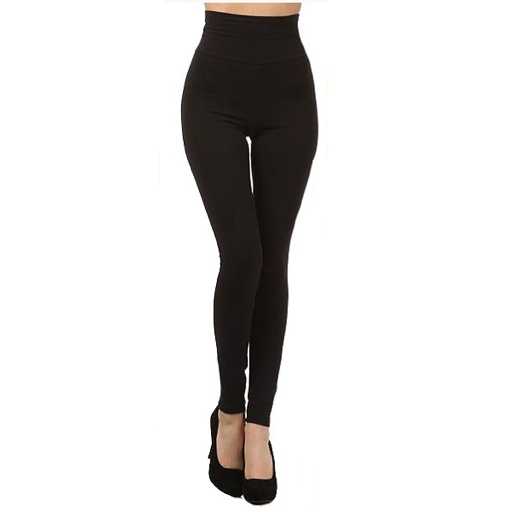 Anemone High Waisted Fleecy Leggings
