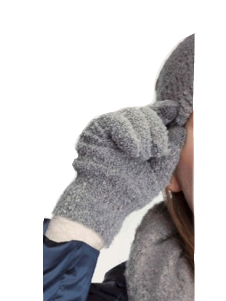 Hana CC Boucle Gloves