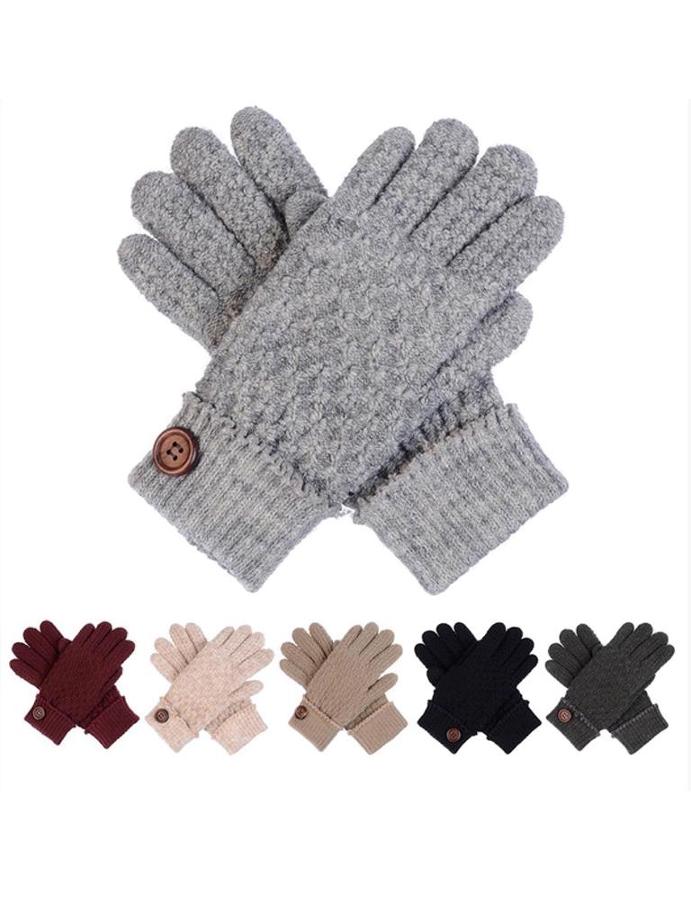GCBLove Crochet Patten Gloves