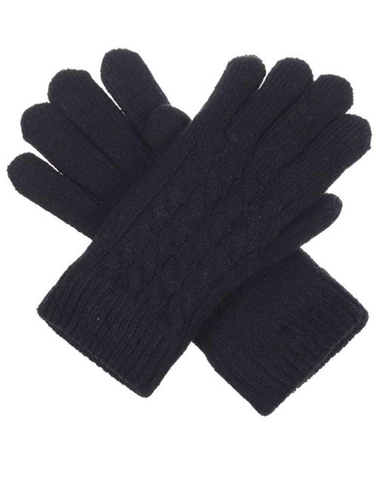GCBLove Cable Double Knit Gloves