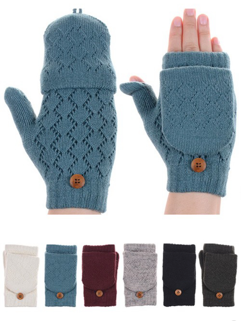 GCBLove MItten Panel Gloves