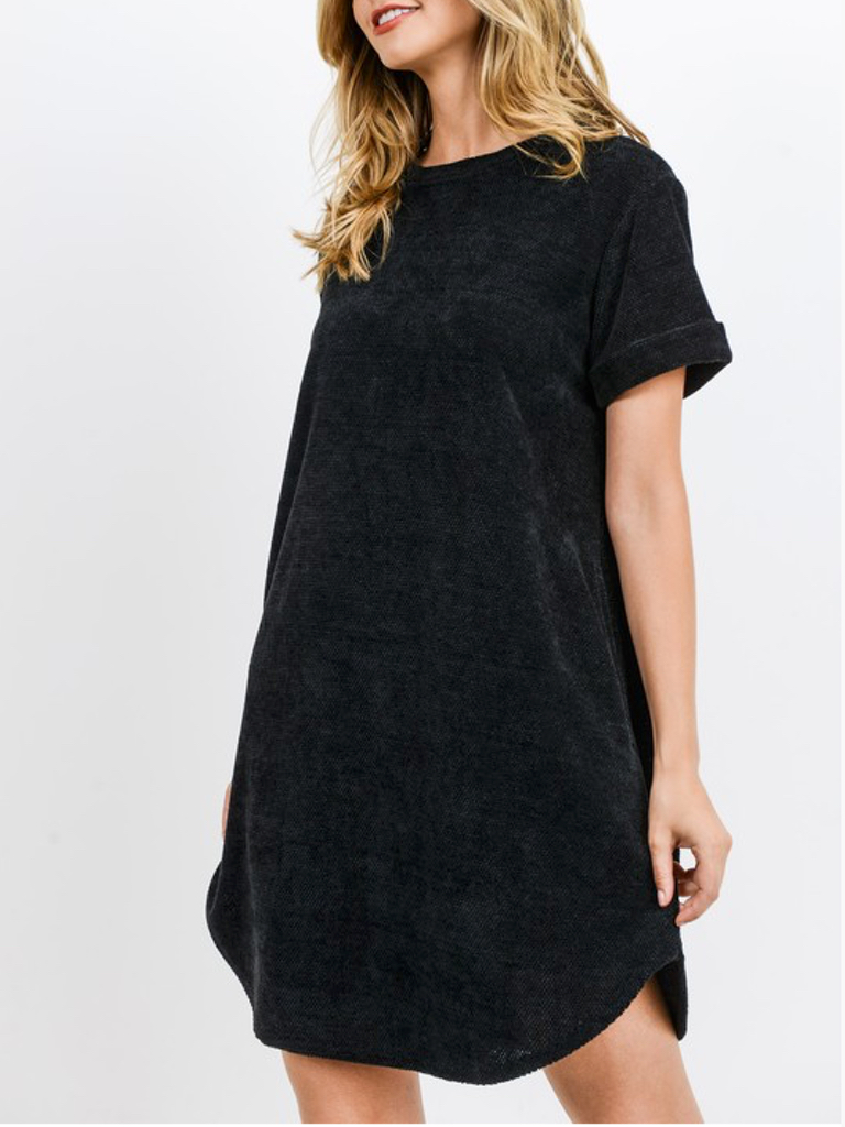 GCBLove Chenille Pocket Dress