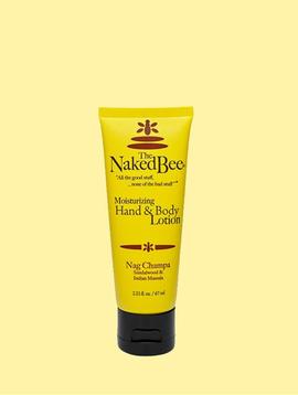 Naked Bee Nag Champa Hand Lotion Small