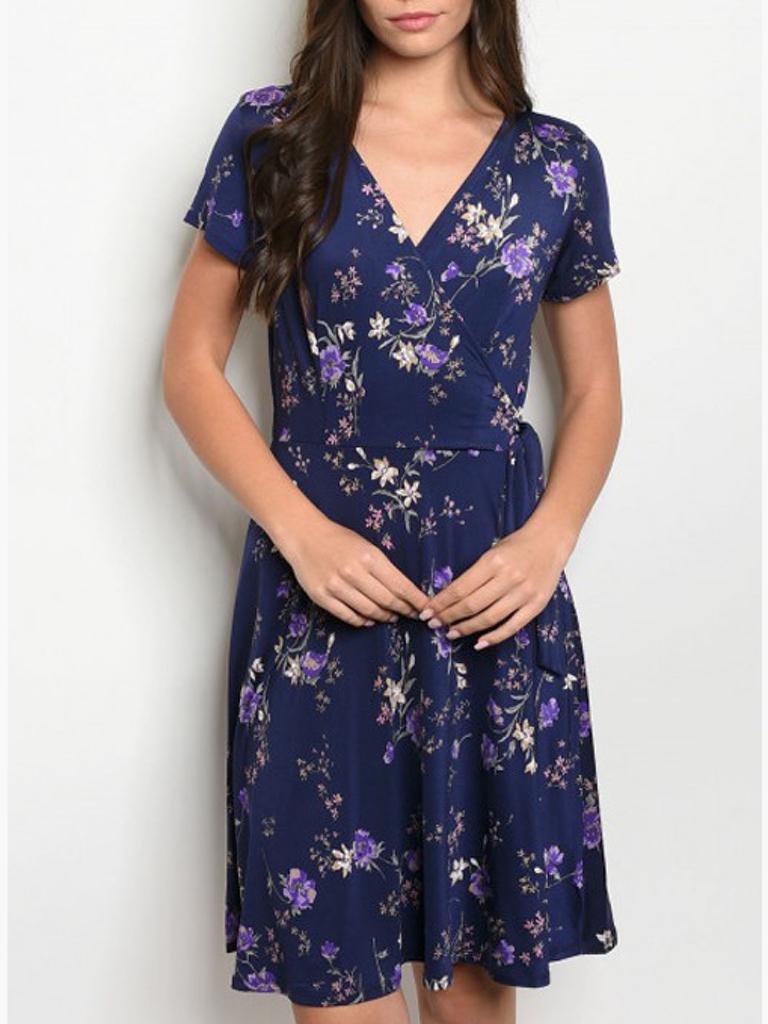 GCBLove Lavender Blooms Dress